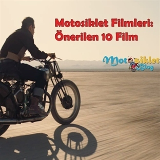 Motosiklet Filmleri: Önerilen 10 Film