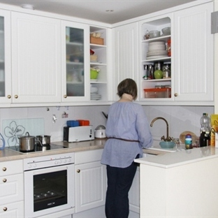 Mutfak ve evinizdeki rahatsız edici kokulardan kol