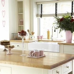 Mutfaklarda Romantik Esintiler