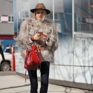 New York Moda Haftası'nın en şık stilleri