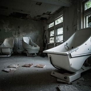 Newyork'ta Gizemli Ve Terkedilmiş Bir Hastane