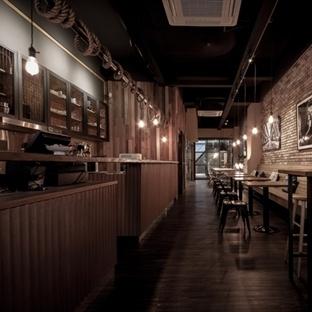 Oliver Interior'dan Kaohsiung'da Sojourner Cafe