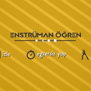 Online ve ücretsiz gitar öğreten Türkçe site