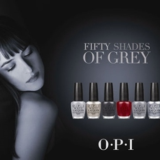 OPI FIFTY SHADES OF GREY KOLEKSİYONU