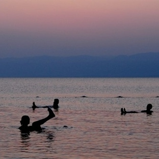 Ortadoğunun şifalı suyu: Lut Gölü