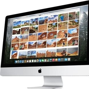 OS X 10.10.3'le Mac için Yeni Fotoğraf Uygulaması