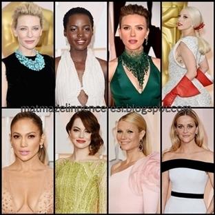 Oscar Ödülleri'nin Zarif Kırmızı Halısı