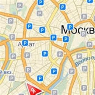 OtoPark Yerini Artık Yandex Buluyor.
