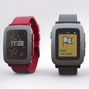 Pebble Time Yeni Nesil Akıllı Saat
