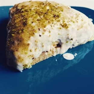 Pişirilmeyen BalKaymak Pasta