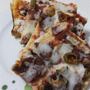Pizza ( Ev Yapımı )