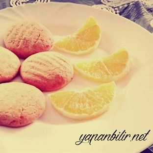 Portakallı Bisküvi