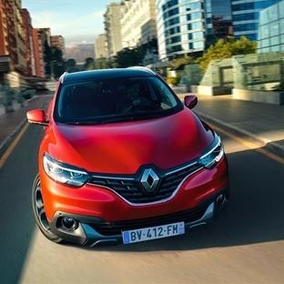 Qashqai'a Rakip: Yeni Renault Kadjar