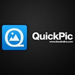 QuickPic: İster Foto İster Video Görüntüleyin