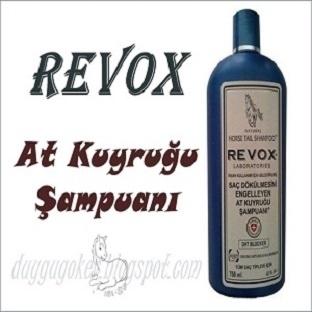 Revox At Kuyruğu Şampuanı İşe Yarıyor Mu?