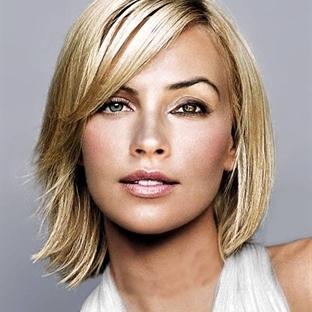Saç kesiminize karar verirken, yüz şeklinizi dikka