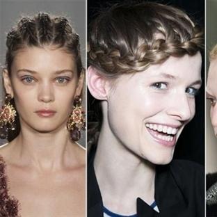 Saçlarda 2015 kış trendleri
