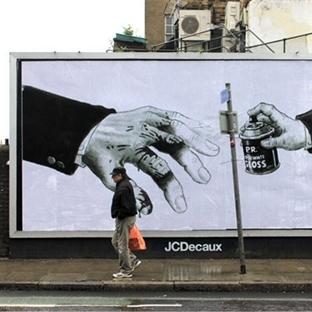 Sanatın Vandallığı mı yoksa sadece Brandalizm mi?