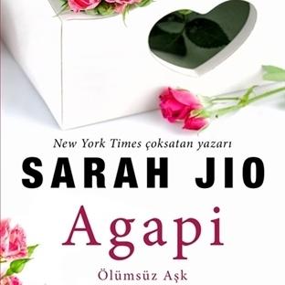Sarah Jio'dan Ölümsüz Aşkın Hikâyesi: Agapi