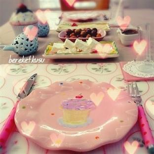Sevgiler Günü Kahvaltı Masamız