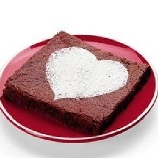 Sevgiliye Özel Kek