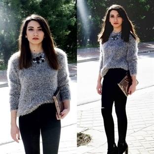 Shaggy Sweater