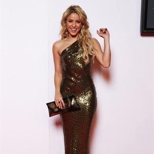 Shakira modası ve trend tasarımları