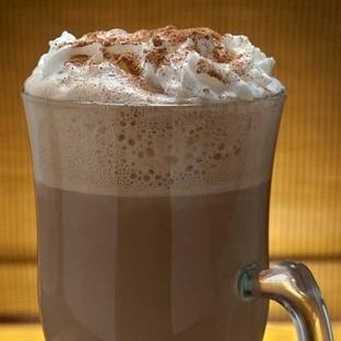 Sıcak Çikolatalı Kahve