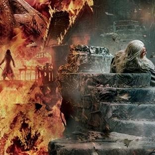 Sinemada ; Hobbit: Beş Ordunun Savaşı