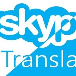 Skype Translator Gerçek Zamanlı Çeviri