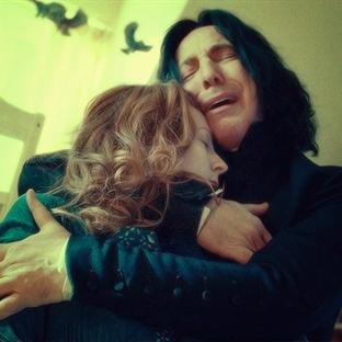 Snape'in yürekler dağlayan hikayesi