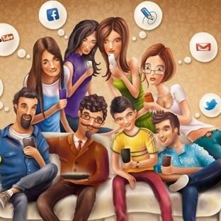 Sosyal Medya'nın Tatlı Acısı