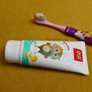 Splat 3-8 Yaş Arası Çocuklar İçin Bioaktif Diş Mac