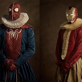 Süper Kahramanlar Orta Çağ'da Yaşasaydı?