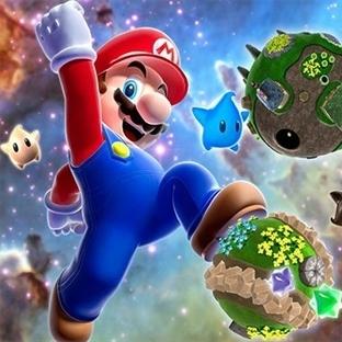 Super Mario Neden Sadece Dünyada