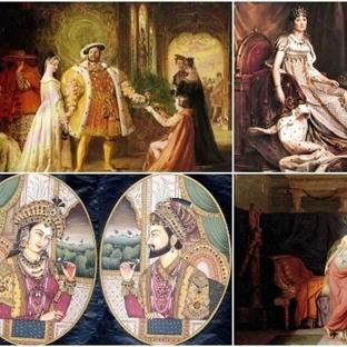 Tarihten büyük aşk hikayeleri