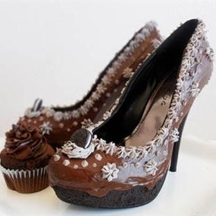 Tatlı Krizi Yaratacak Topuklu Ayakkabı Tasarımları
