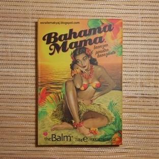 THE BALM / BAHAMA MAMA BRONZER