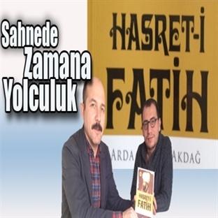 Tiyatroda İstanbul'un Fethine Yolculuk