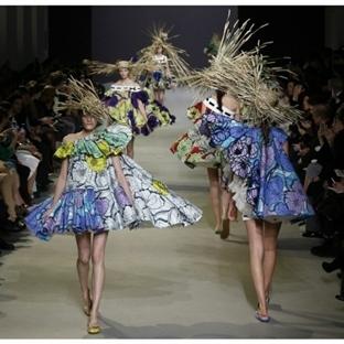 Ünlü Markalardan Haute Couture Show
