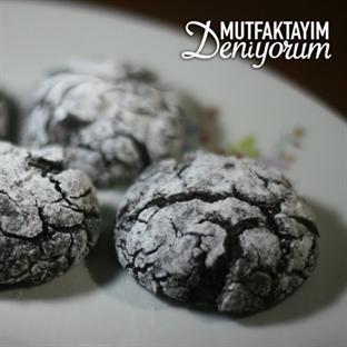 Unsuz Çikolatalı Kurabiye