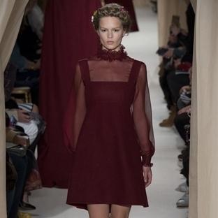 Valentino 2015 İlkbahar/Yaz Couture Koleksiyonu