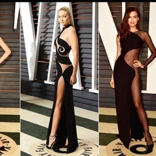 Vanity Fair Oscar özel partisi