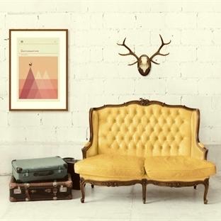 Wes Anderson Filmleriyle Minimalist Posterler