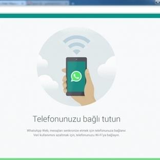 Whatsapp Web Nasıl Kullanılır !