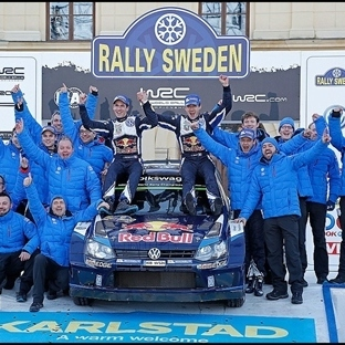 WRC: Ogier İsveç'te Son Nefeste !!
