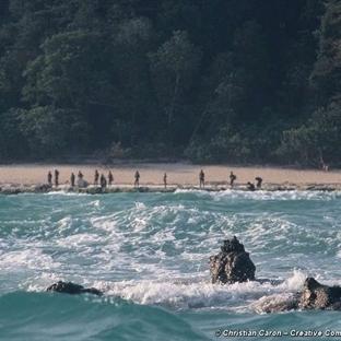 Yaklaşanı Öldüren Kuzey Sentinel Adası Sakinleri