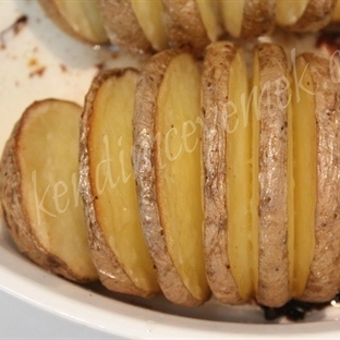 Yelpaze Patates