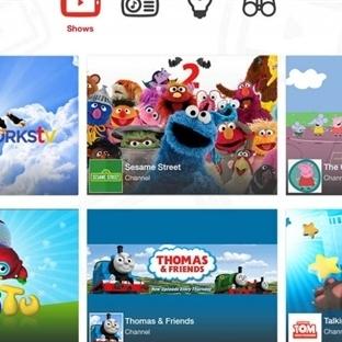YouTube Kids iPhone ve iPad için Yayınlandı