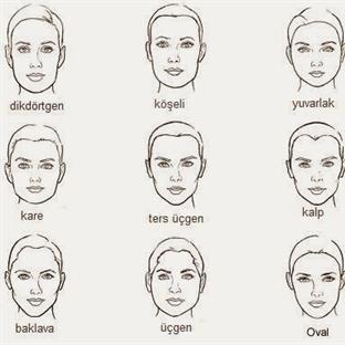 yüz tipine göre makyaj teknikleri